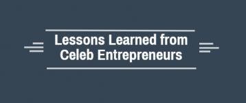 ٤ مشاهير يُعلمون رواد أعمال دروس قيمة