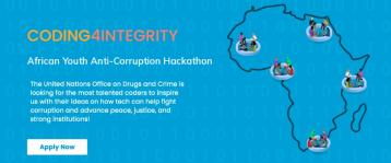 5 days only to apply for CODING4INTEGRITY