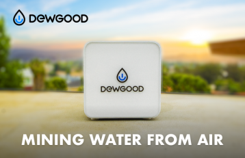 ديو جود: استخراج المياه من الهواء