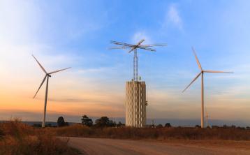 Energy Vault - خزنة الطاقة المتجددة