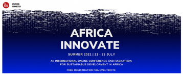 Africa Innovate Conference and Hackathon.. Book your ticket today!