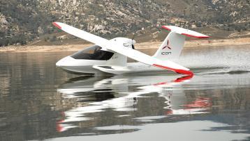 طائرة آيكون A5: طائرة البحر المستقبلية