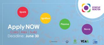 قدم الآن على الدورة السادسة من برنامج مُسرعة الأعمال Startup Reactor من إنوڤنشرز!