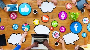 دورة إدارة التواصل الاجتماعي التدريبية ٢٠١٦