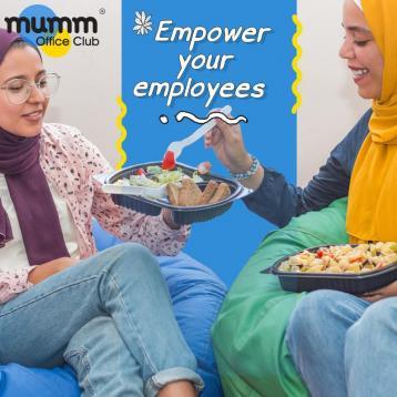 مقابلة مع أحد أسرع الشركات الناشئة نمواً في مصر، Mumm