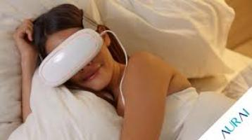 RIO: A WATER-PROPELLED HEATED EYE MASSAGER