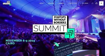 Startups Without Borders Summit - قمة شركات ناشئة بلا حدود
