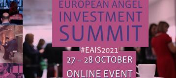 للشركات الناشئة: التقديم متاح حتى 3 أكتوبر للمشاركة في قمة الاستثمار الملائكي الأوروبي 2021