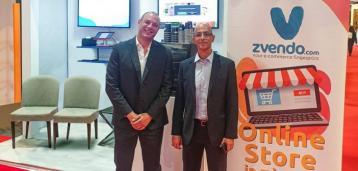 شركة ZVENDO تحصل على استثمارات برقم مكون من 6 خانات لتصبح مركزًا للتجارة الإلكترونية لمصر ومنطقة الشرق الأوسط