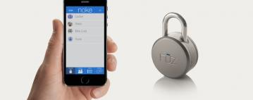 Noke: The World's Smartest Padlock