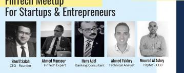 FinTech Meetup For Startups & Entrepreneurs