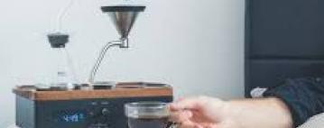 جهاز صانع القهوة والشاي الذكي