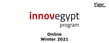 برنامج بناء قدرات طلبة وخريجين الجامعات في مجال الإبداع وريادة الأعمال InnovEgypt ONLINE