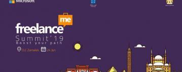FreelanceMe Summit 2019 - قمة FreelanceMe لأصحاب الأعمال الحرة