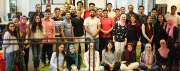 NU Tech Space تعقد أول معسكر تدريبي لها لريادة الأعمال