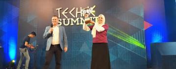 الإعلان عن الشركات الناشئة الفائزة بمسابقات قمة تيكني خلال ختامها