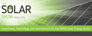 The Solar Show MENA 2019