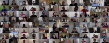 مهرجان أفكار الشركات الناشئة عبر الإنترنت: مشاركة الأفكار مع العملاء المحتملين