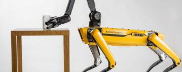 سبوت ميني: الكلب الروبوت