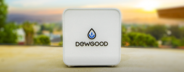 Dewgood: Mining Water From Air