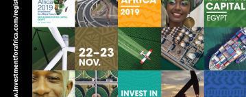 منتدى الاستثمار من اجل أفريقيا 2019