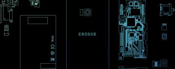 HTC  تُعلن عن تطويرها لهاتف HTC Exodus بتنقية البلوكشين