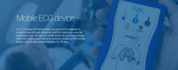 Pulse: 100% Egyptian ECG Device invades Local and International Medical markets