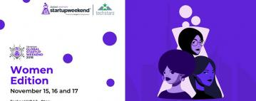 ستارتب ويكند للنساء تقام في دبي نهاية هذا الأسبوع
