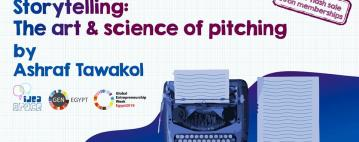 Storytelling: The art & science of pitching