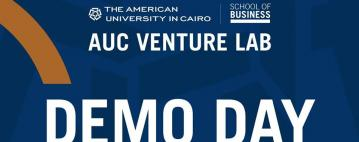 AUC V-Lab - Arab African International Bank Cycle 12 Demo Day
