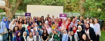 Ashoka Arab World Celebrates Young ChangemakHERS Transformative Journey and Elects Winners
