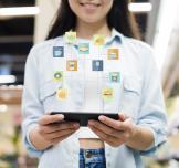 فوائد تطبيقات التجارة الالكترونية
