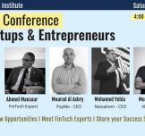 FinTech Conference For Startups & Entrepreneurs