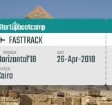 StartUp BootCamp: Cairo FastTrack