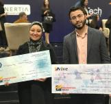 Freeziana Wins 1st place at Cairo ICT's Innovation Arena