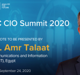 IDC Egypt CIO Summit 2020: Connecting Leaders to Empower Digital Transformation
