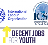ILO and ICSB Discuss Young People in the World of Work and the Responses to the Impact of Covid-19