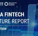 MAGNiTT, LAUNCHES FIRST-OF-ITS-KIND '2019 MENA FINTECH VENTURE REPORT' IN COLLABORATION WITH ABU DHABI GLOBAL MARKET