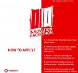 Innovation Hackathon 010 from Vodafone