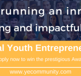 Ye! Global Youth Entrepreneurship Awards
