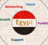 351 جهة في الإصدار السابع من خريطة البيئة الداعمة لريادة الأعمال الإيكوسيستم في مصر