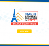 "750 Thousand EGP & A Trip to France to 7 Winners of the ""French Egyptian Startup Competition in Egypt"""