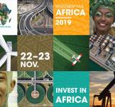 Africa 2019 Investment for Africa Forum