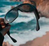ORBI Marine: Waterproof, hands-free 360°recording eyewear