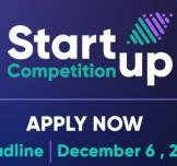 Are you ready for Startup Competition 2022?