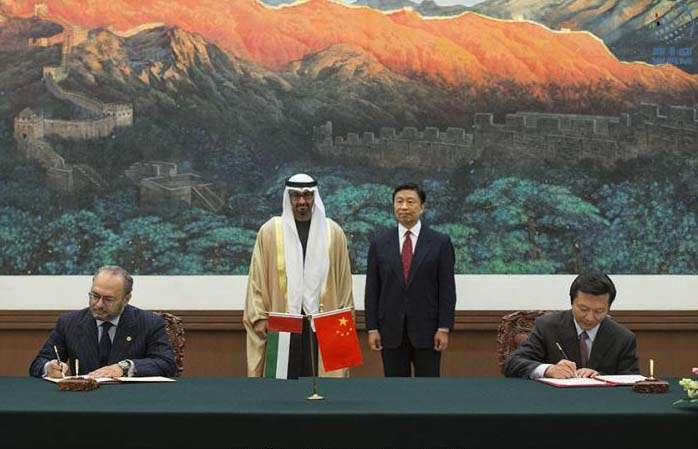 UAE shoot for the stars after signing an MoU with China for space collaboration